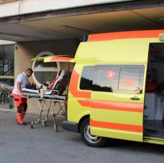 Pomurski pacient o svoji slabi izkušnji ob prevozu z reševalnim vozilom