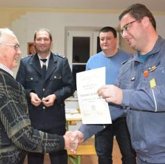 PGD Cezanjevci organiziralo občni zbor