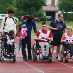 FOTO: 24. regijske igre Specialne olimpiade Slovenije