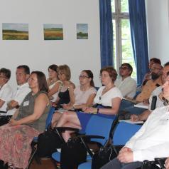 V RIS Dvorcu Rakičan potekala delavnica v okviru programa sodelovanja Interreg V-A Slovenija – Madžarska