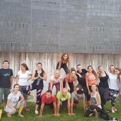 Klub prekmurskih študentov vabi na tečaj Akrojoge