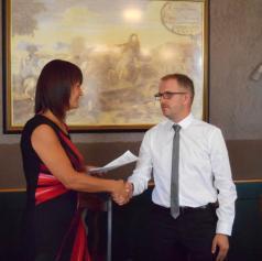 Podpisali milijonsko pogodbo za kanalizacijsko omrežje na Krapju in Cvenu