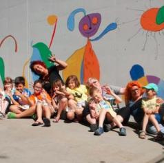 Pester počitniški tabor za otroke v Radencih