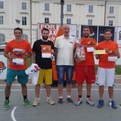 Izjemen uspeh prekmurskih ekip ulične košarke
