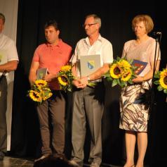 FOTO: V Beltincih podelili nagrade in priznanja ob občinskem prazniku