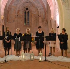 Evterpe - Prekmurske »boginje glasbe«, ki s petjem razveseljujejo že deset let