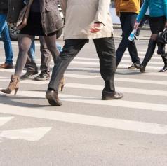 Murskosoboški policisti v akciji za varnost pešcev ugotovili 76 kršitev