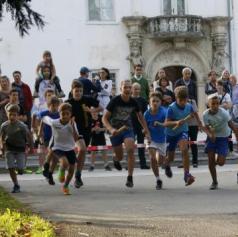 FOTO: Številni mladi tekači na 52. Spominskem teku v Murski Soboti