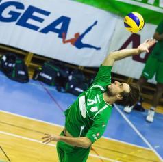 FOTO: Odbojkarji Panvite doma nadigrali GEN-I Volley