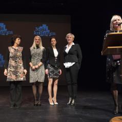 Pokrajinska in študijska knjižnica Murska Sobota prejela nagrado za najboljši projekt splošnih knjižnic