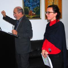 FOTO: Seja Občinskega sveta Občine Cankova po burni razpravi prekinjena