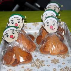 FOTO: V Dokležovju priredili dobrodelni božično - novoletni bazar