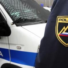 Policisti obravnavali prometne nesreče in kazniva dejanja