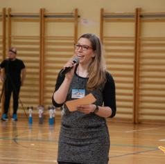 FOTO: Srečanje oddelkov posebnega programa vzgoje in izobraževanja Pomurja