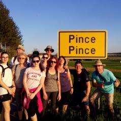 FOTO: Peš od Hodoša do Pinc