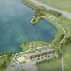 Soboško jezero dobiva novo podobo