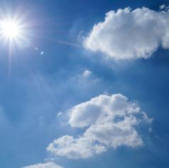 Izkoristite poletno vroče dneve, v petek ohladitev pod 20° C