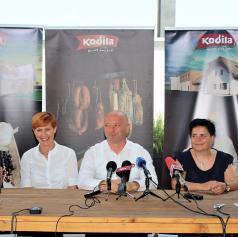 FOTO: Šunkarna Kodila v Markišavcih obeležila 25 let uspešnega delovanja